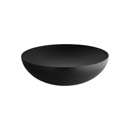 Alessi Double - Ciotola Nera diam. 32 cm