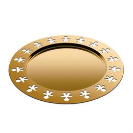 Alessi KKGT - Vassoio Gold