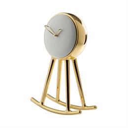 Bosa Infinity Clock Gold