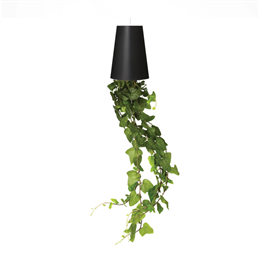 Boskke Sky Planter Recycled Black