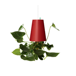 Boskke Sky Planter Recycled Red