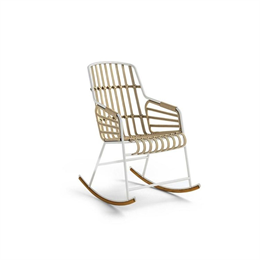 Casamania Raphia - Rocking chair