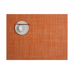 Chilewich Mini Basketweave Placemat Rectangle