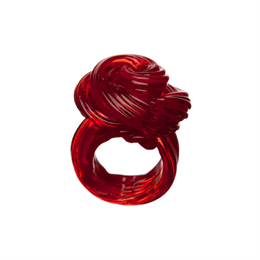 Fish Design Anello Spaghetti