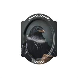 Ibride Vassoio Le Corbeau