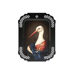 Ibride Vassoio Madame la Cigogne