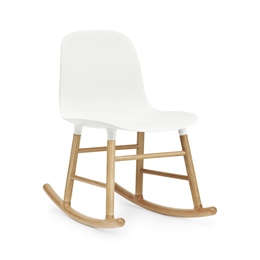 Normann Copenhagen Form Rocking Chair Oak