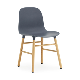 Normann Copenhagen Form Chair Oak