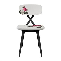 Qeeboo X Chair - Cuscino a Fiori