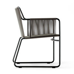 Roda Harp Lounge Chair
