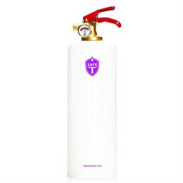 Safe T - Estintore White
