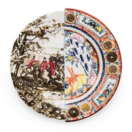 Seletti Hybrid Dinner Plate Eusapia