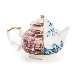 Seletti Hybrid Teapot Smeraldina