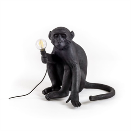 Seletti Monkey Sitting Version