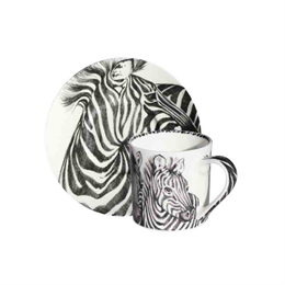 Taitu Wild Spirit Tazzina - Zebre