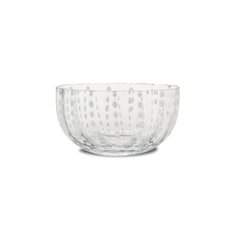 Zafferano Perle Bowl Clear