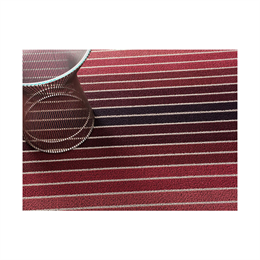 Chilewich Block Stripe Doormat
