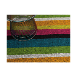 Chilewich Bold Multi Stripe Doormat