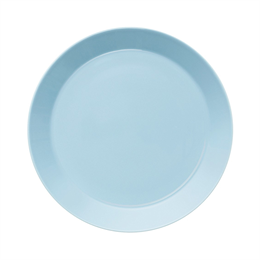 Iittala Teema Light Blue Plate Various Measures