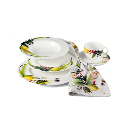 Rosenthal Brillance Les Fruits du Jardin Set 6 pezzi