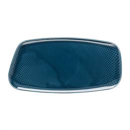 Rosenthal Junto Ocean Blue Platter 30 x 15