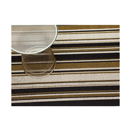 Chilewich Mixed Stripe Doormat